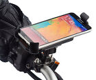 Motorcycle 16-32mm U-Bolt Mount + Universal One Holder for Samsung Galaxy Note 3