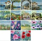Derwentwater Designs Silken Long Stitch Kit - Choice of 16 Designs