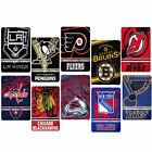 NHL Hockey Team Fade Away Soft Cozy Polyester Fleece Throw Blankets 50 X 60 in on eBay