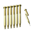 TO05 1 Pc, 6 Pcs Gold Colour Nail Art Drill Tools for Nail Jewellery