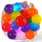 50g Crystal Soil Large Big Water Beads Gel Ball Mixed Colour Plant Wedding Vase