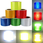 3M Reflective Safety Warning Conspicuity Tape Film Sticker 5CM*3M