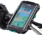 Motorcycle Quick Release Bike Mount + Waterproof Case for Galaxy S6 Edge 5.1