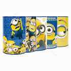 1 / 3 Pack LARGE Can Official Minions Merchandise Money Tin Despicable Me Piggy