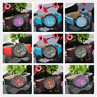 New Butterfly Fashion Womens Ladies Watches Leather Analog Quartz Wrist Watch