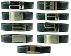 Calvin Klein Men's Leather Belt 3cm Wide Black Brown can be shortened box