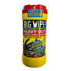 BIG WIPES INDUSTRIAL HEAVY DUTY MULTI PURPOSE CLEANING WIPES - Various Packs