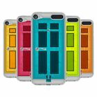 HEAD CASE DESIGNS PORTE COLORATE COVER MORBIDA IN GEL PER APPLE iPOD TOUCH MP3
