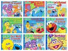 Sesame Street Coloring Activity Book 1ct Party Favor Game Prize Holiday Gift