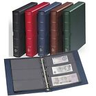 Lighthouse Vario F Padded Banknote Album & Slipcase with 10 x 3 Pocket Pages