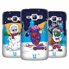 HEAD CASE DESIGNS CHRISTMAS ZOMBIES HARD BACK CASE FOR SAMSUNG PHONES 4