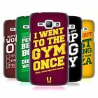 HEAD CASE DESIGNS FUNNY WORKOUT STATEMENTS HARD BACK CASE FOR SAMSUNG PHONES 4