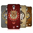 HEAD CASE DESIGNS STEAMPUNK ANIMALS HARD BACK CASE FOR SAMSUNG PHONES 4