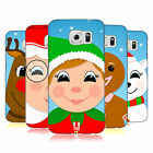 HEAD CASE DESIGNS JOLLY CHRISTMAS CHARACTERS HARD BACK CASE FOR SAMSUNG PHONES 1
