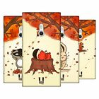 HEAD CASE DESIGNS AUTUMN CRITTERS HARD BACK CASE FOR NOKIA PHONES 2