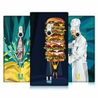 HEAD CASE DESIGNS PROFESSION INSPIRED - FOOD LEAGUES CASE FOR NOKIA PHONES 2