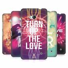 HEAD CASE DESIGNS EDM LOVE HARD BACK CASE FOR NOKIA PHONES 1