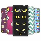 HEAD CASE DESIGNS EYE DOODLES HARD BACK CASE FOR NOKIA PHONES 1