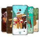 HEAD CASE DESIGNS THE GINGERBREAD HARD BACK CASE FOR NOKIA PHONES 1