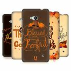 HEAD CASE DESIGNS THANKSGIVING TYPOGRAPHY HARD BACK CASE FOR NOKIA PHONES 1
