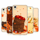 HEAD CASE DESIGNS AUTUMN HARD BACK CASE FOR LG PHONES 2
