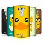 HEAD CASE DESIGNS KAWAII DUCK HARD BACK CASE FOR LG PHONES 1