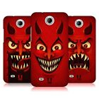 HEAD CASE DESIGNS DEVILISH FACES HARD BACK CASE FOR HTC PHONES 3