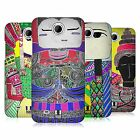 HEAD CASE DESIGNS NATIONAL COSTUME DOODLES HARD BACK CASE FOR HTC PHONES 3