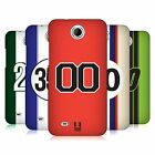HEAD CASE DESIGNS SPEED MARKINGS HARD BACK CASE FOR HTC PHONES 3