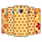 HEAD CASE DESIGNS FLORAL PATTERN HARD BACK CASE FOR HTC PHONES 2