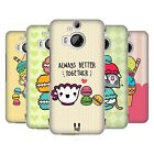 HEAD CASE DESIGNS KAWAII MACARONS HARD BACK CASE FOR HTC PHONES 2