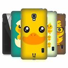 HEAD CASE DESIGNS KAWAII DUCK HARD BACK CASE FOR LG PHONES 3
