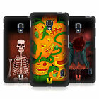 HEAD CASE DESIGNS LORE OF HORROR HARD BACK CASE FOR LG PHONES 3