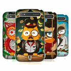 HEAD CASE DESIGNS FANCIFUL OWLS HARD BACK CASE FOR BLACKBERRY PHONES