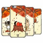 HEAD CASE DESIGNS AUTUMN CRITTERS HARD BACK CASE FOR APPLE iPHONE PHONES