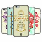 HEAD CASE DESIGNS VERSE IN CROSS HARD BACK CASE FOR APPLE iPHONE PHONES