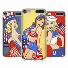 HEAD CASE DESIGNS AMERICA'S SWEETHEART USA BACK CASE FOR APPLE iPOD TOUCH MP3