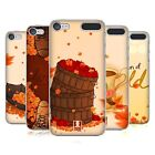 HEAD CASE DESIGNS AUTUMN HARD BACK CASE FOR APPLE iPOD TOUCH MP3
