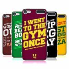 HEAD CASE DESIGNS FUNNY WORKOUT STATEMENTS BACK CASE FOR APPLE iPOD TOUCH MP3