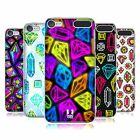 HEAD CASE DESIGNS VIVID PRINTED JEWELS HARD BACK CASE FOR APPLE iPOD TOUCH MP3