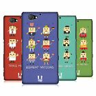 HEAD CASE DESIGNS THE ELEMENT REPUBLIC HARD BACK CASE FOR SONY PHONES 4