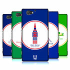 HEAD CASE DESIGNS LANDMARKS AND MONUMENTS HARD BACK CASE FOR SONY PHONES 4