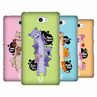 HEAD CASE DESIGNS LONG ANIMALS HARD BACK CASE FOR SONY PHONES 4