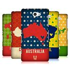 HEAD CASE DESIGNS PRINTED COUNTRY MAPS HARD BACK CASE FOR SONY PHONES 4