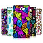 HEAD CASE DESIGNS VIVID PRINTED JEWELS HARD BACK CASE FOR SONY PHONES 4