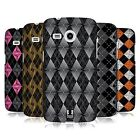 HEAD CASE DESIGNS ARGYLE INSPIRED WHIRLS HARD BACK CASE FOR SAMSUNG PHONES 6