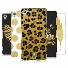 HEAD CASE DESIGNS GRAND AS GOLD HARD BACK CASE FOR SONY PHONES 1