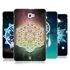HEAD CASE DESIGNS SNOWFLAKES HARD BACK CASE FOR SAMSUNG TABLETS 1