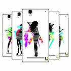 HEAD CASE DESIGNS TRIBAL CHIC HARD BACK CASE FOR SONY PHONES 3