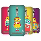 HEAD CASE DESIGNS ROBOT KIDS HARD BACK CASE FOR ONEPLUS ASUS AMAZON